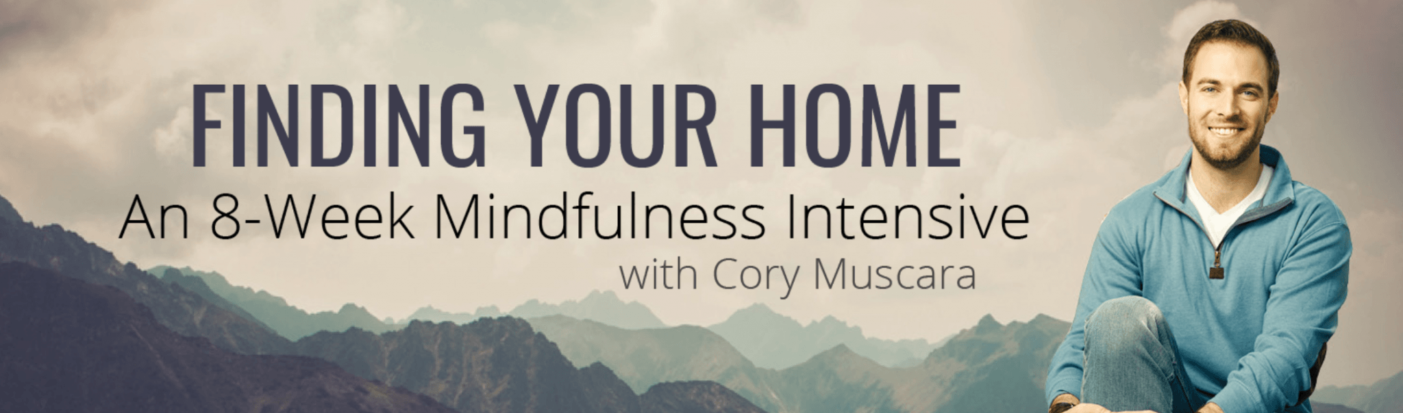 31 Days of Mindfulness Training with Cory Muscara