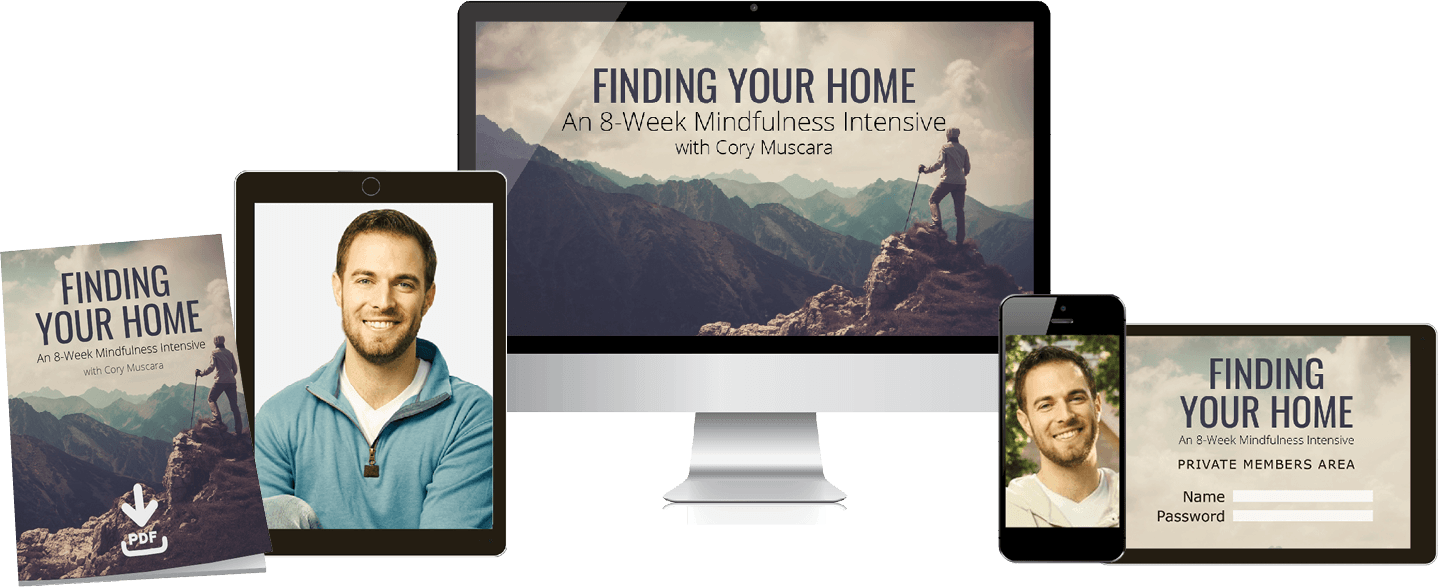 Mindfulness Online Course Training Program by Cory Muscara - Mindfulness Coaching